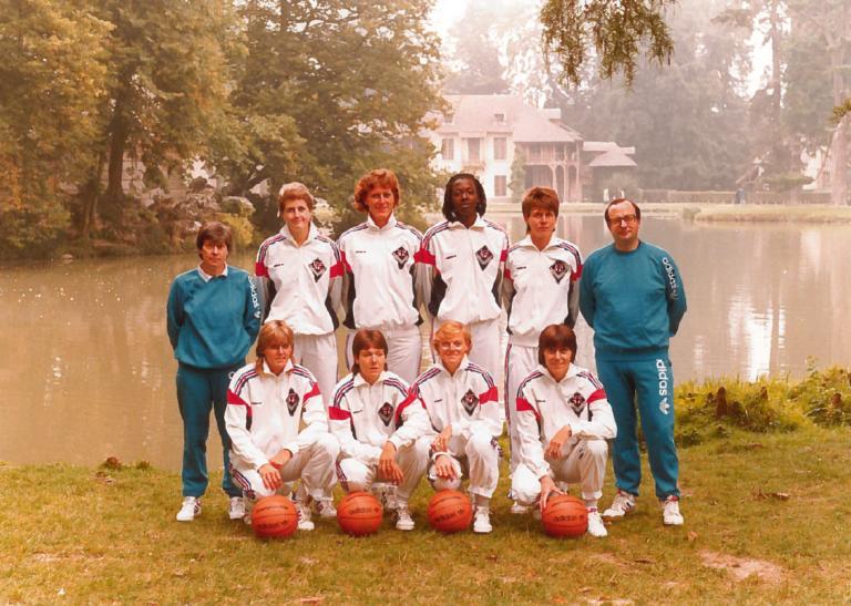 25- Versailles 1986-1987