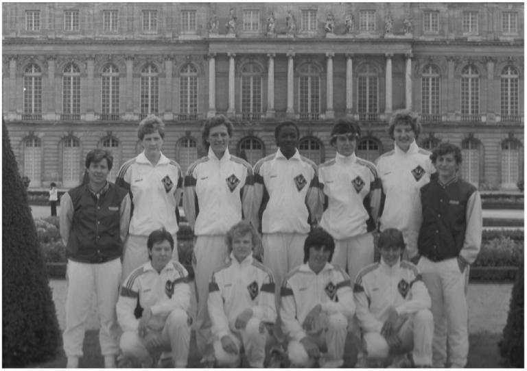 30- SF Versailles 1985-1986