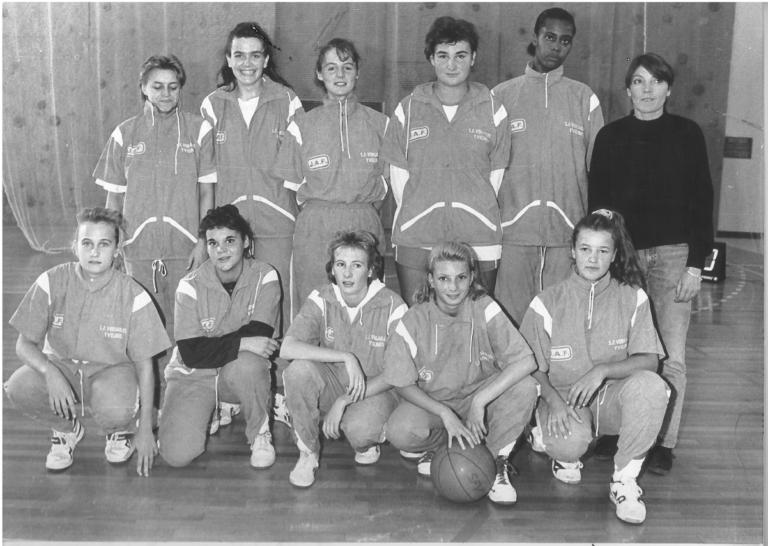 32- SF Versailles 1990-1991